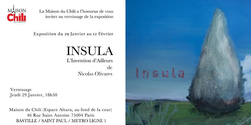 Exposición Nicolas Insula